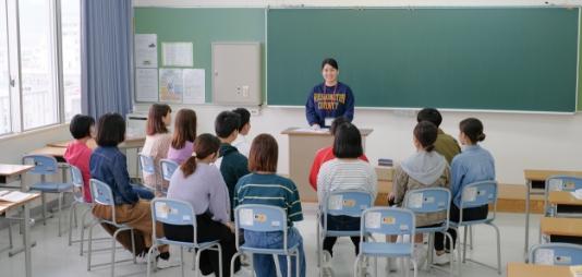 校内模試とグループ学習の徹底強化