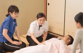 在宅看護学演習