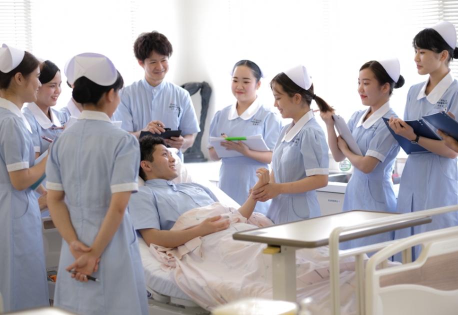 看護職の仕事について知りたい