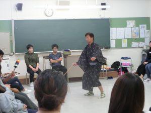 琉球舞踊鑑賞会♪