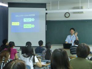 老年看護学Ⅲの講義☆パート②