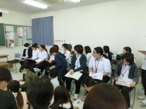 運動器看護の講義☆