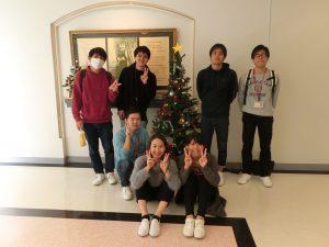 もうすぐクリスマスですね(*^^*)